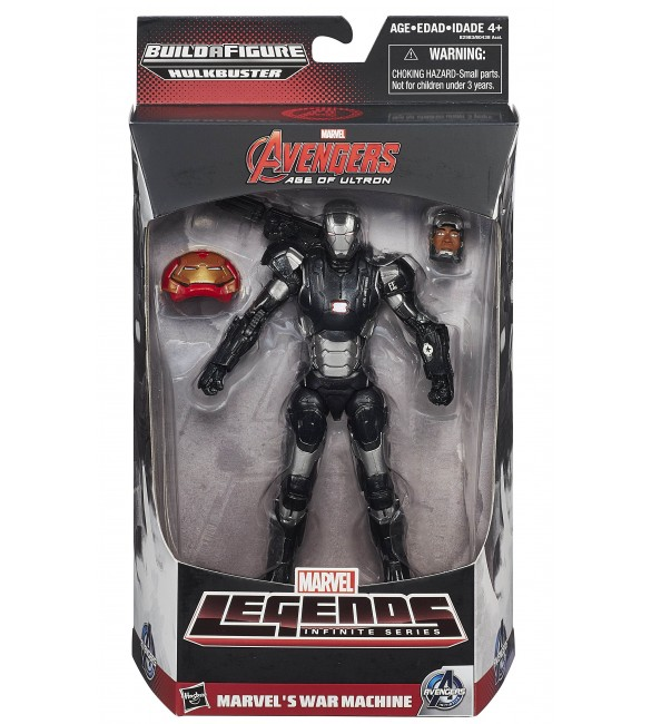 Avengers War Machine 15Cm INFINITE SERIES LEGENDS