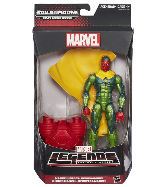 Avengers Vision 15Cm INFINITE SERIES LEGENDS