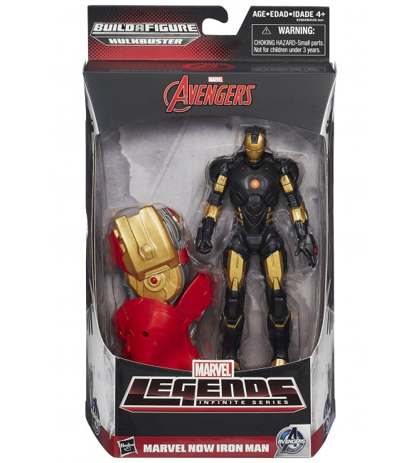 Avengers Now Iron Man 15Cm INFINITE SERIES LEGENDS