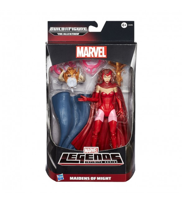 Avengers Scarlet Witch 15Cm INFINITE SERIES LEGENDS