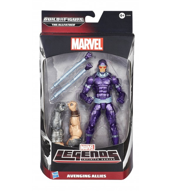 Avengers Machine Man 15Cm INFINITE SERIES LEGENDS