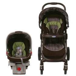 Graco Stylus Click Connect Travel System Stroller - RoundAbout