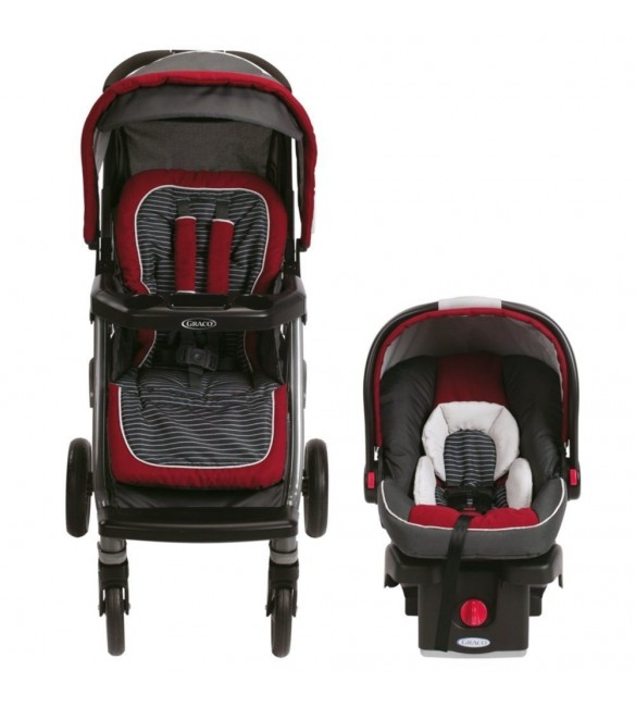 Graco Soho Click Connect Travel System, Presley