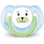 Avent - Soother 6-18 MonthsTwin Pack Animal