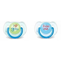 Avent Pacifiers - 6-18 Months