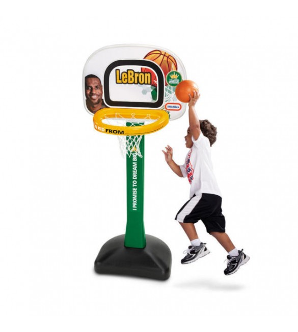 Little Tikes mini hoop basketball Set