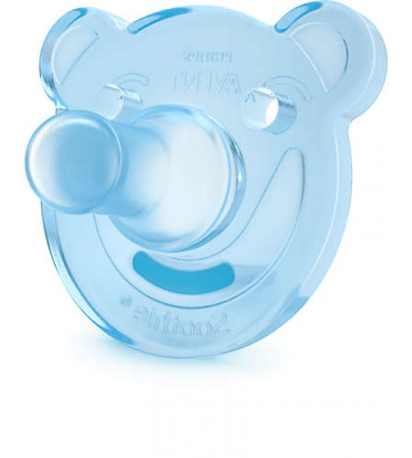 Avent Soothie Shape Boy 0-3 Months