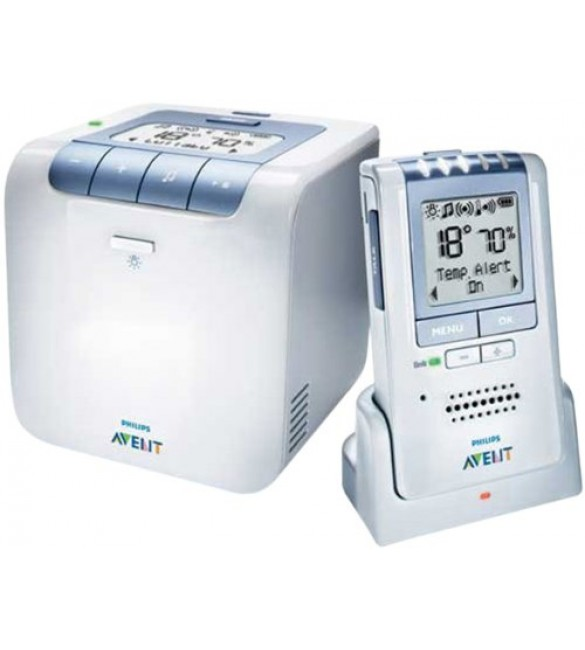 avent philips analogue baby monitor 2 parent units with extra baby unit. Black Bedroom Furniture Sets. Home Design Ideas
