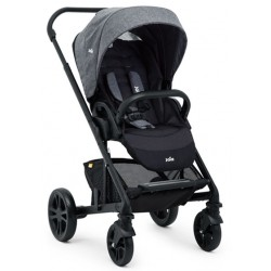 Joie Chrome Travel System in Chromium