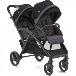 Joie Evalite Duo Stroller Two Tone Black