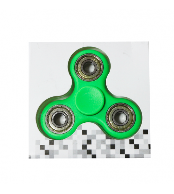 Hand Finger Spinner - green