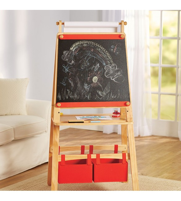 Imaginarium Deluxe Studio Easel Natural