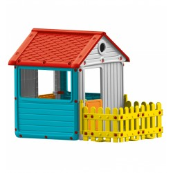 Dolu My First House With Fence
