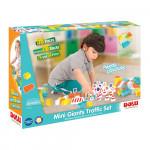 Dolu Mini Giants Traffic Set-56 pcs