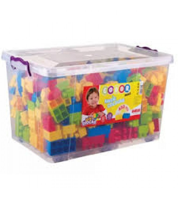 Dolu Big Block in Plastic Box 450 Pcs