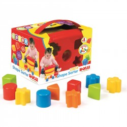 Dolu New Shape Sorter Bucket