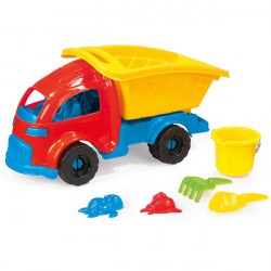 Dolu Pitbull Truck Beach Set