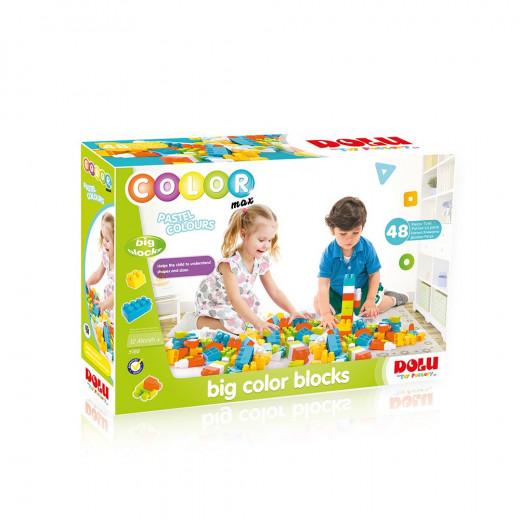 Dolu Big Colored Blocks-48
