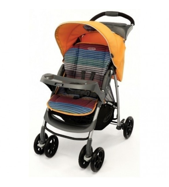 Graco Mirage Stroller-Jaffa Stripe
