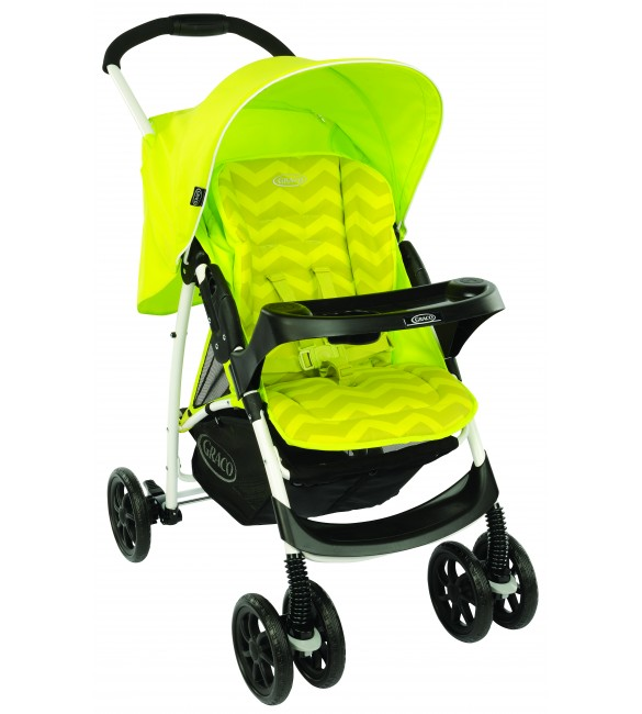 Graco Mirage Stroller-Lime