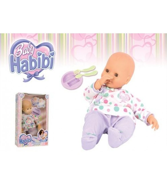 BABY HABIBI LAUGH & CRY DOLL