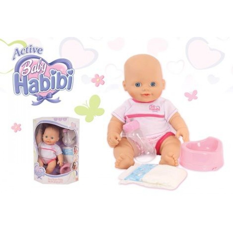 Toys And Tears : Baby habibi tiny tears toys figures