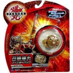 BAKUGAN TRAP BOOSTER PACK HEXADOS
