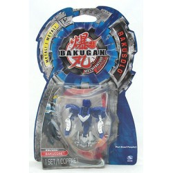 BAKUGAN 4 -BOOSTER PACK WOLFURIO