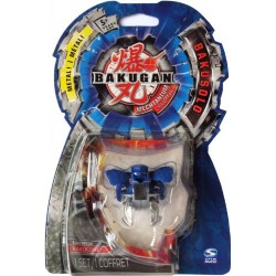 BAKUGAN 4 -BOOSTER PACK BOULDERON