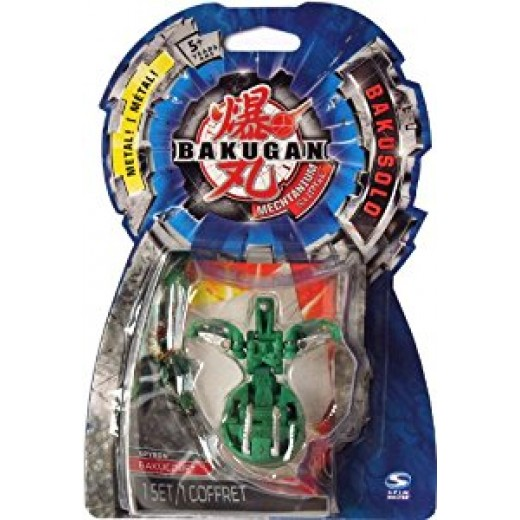 Bakugan 4 -Booster Pack Spyron