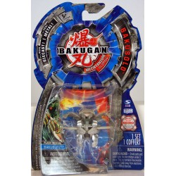 BAKUGAN 4 -BOOSTER PACK Flash Ingram
