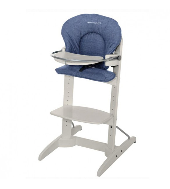 Bébé Confort  High chair woodline poetic divine denim progressive