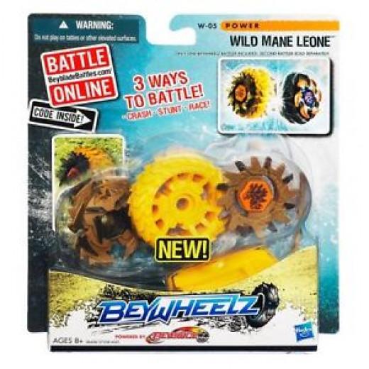 BeyWheelz - W-05 - Wild Mane Leone