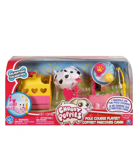 CHUBBY PUPPIES PLAYSET PACK