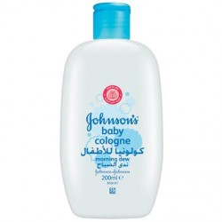 Johnson's Baby Cologne Morning Dew 200ml