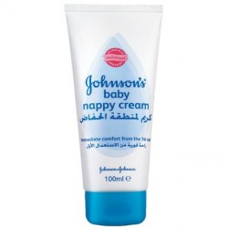 Johnson's Baby Nappy Cream 100ml
