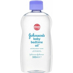 Johnson's Baby Bedtime Oil 300ml