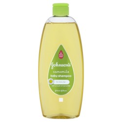 Johnson's Baby Camomile Shampoo 500ml