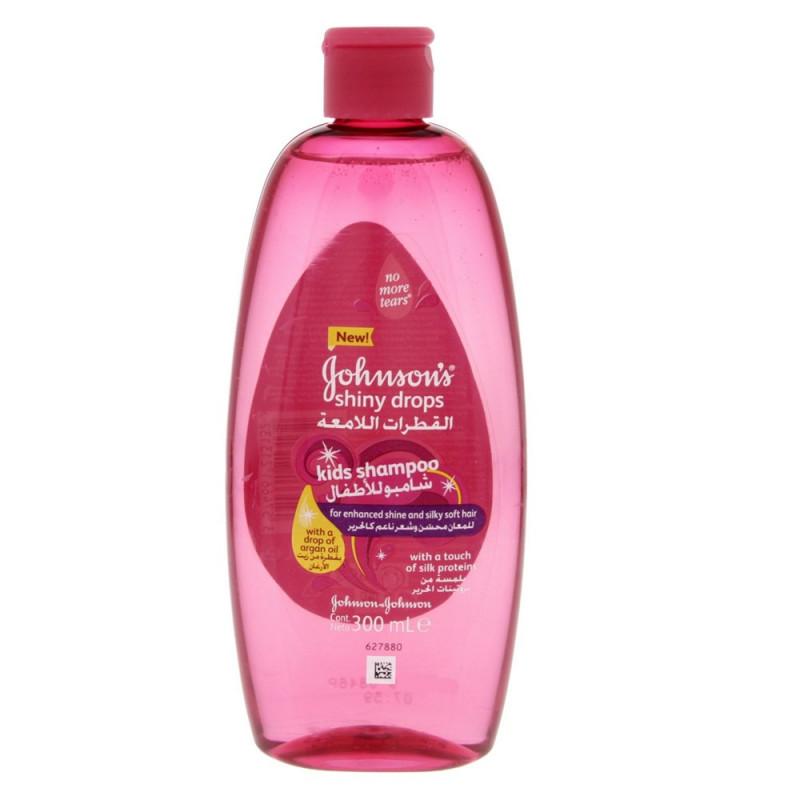 Johnson S Baby Shiny Drops Kids Shampoo 300ml Johnson S
