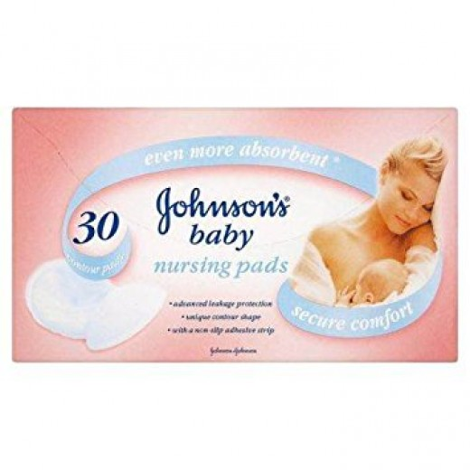 Johnson's Baby Nursing Pads - 30 Pads