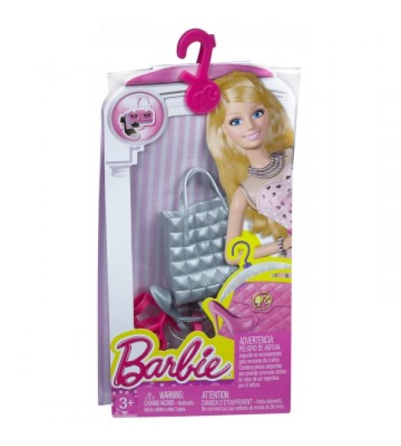 BARBIE FASHION AND BEAUTY  -  FASHION ACCY PACK AST - 2
