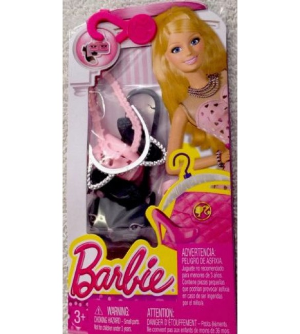 BARBIE FASHION AND BEAUTY  -  FASHION ACCY PACK AST - 3