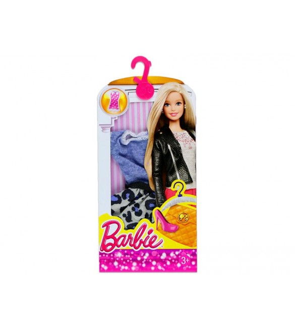 BARBIE FASHION AND BEAUTY  -  FASHIONS DRESS AST - 1