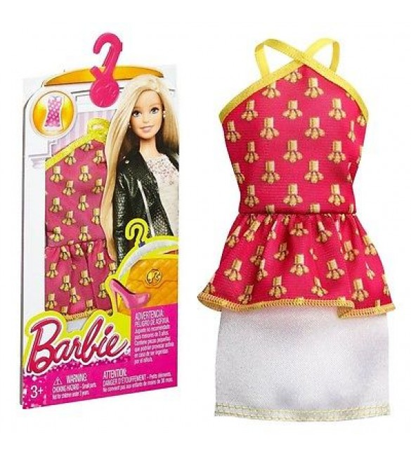 BARBIE FASHION AND BEAUTY  -  FASHIONS DRESS AST - 2