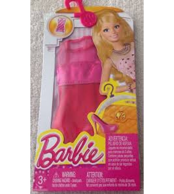 BARBIE FASHION AND BEAUTY  -  FASHIONS DRESS AST - 3