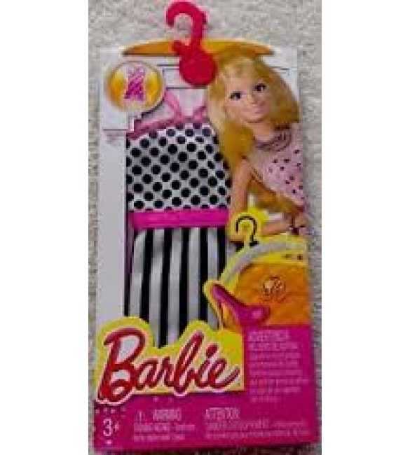 BARBIE FASHION AND BEAUTY  -  FASHIONS DRESS AST - 4