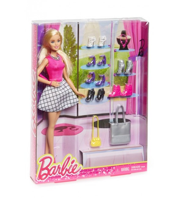 BARBIE FASHION AND BEAUTY - Fashion & Shoes -1