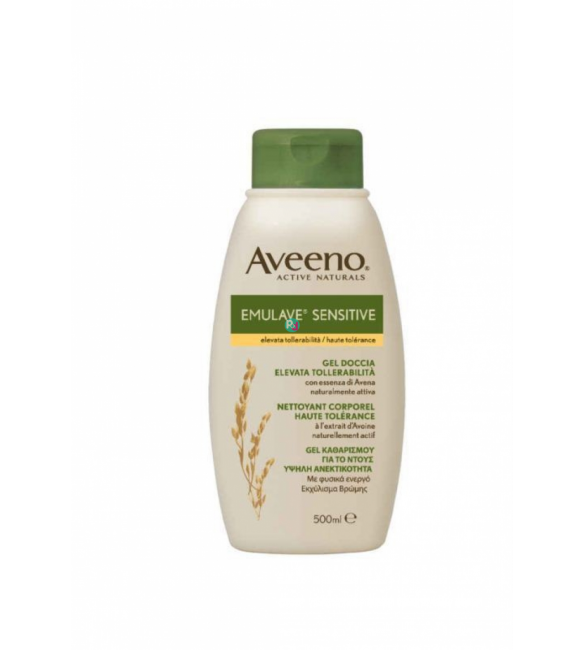 Aveeno - Emulave Sensitive Body Wash 500ml