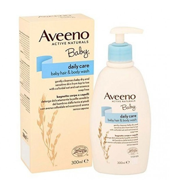 Aveeno Skin Relief Shower Oil - 400ml