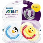 Avent Classic Pacifier - 0-6 Months